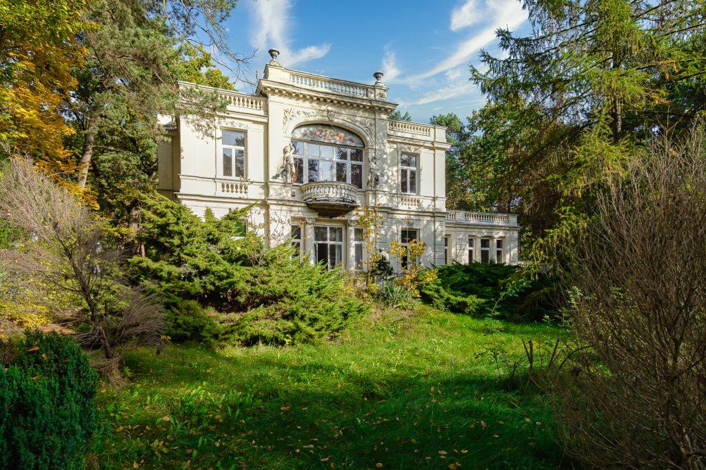Luxury villas Konstancin