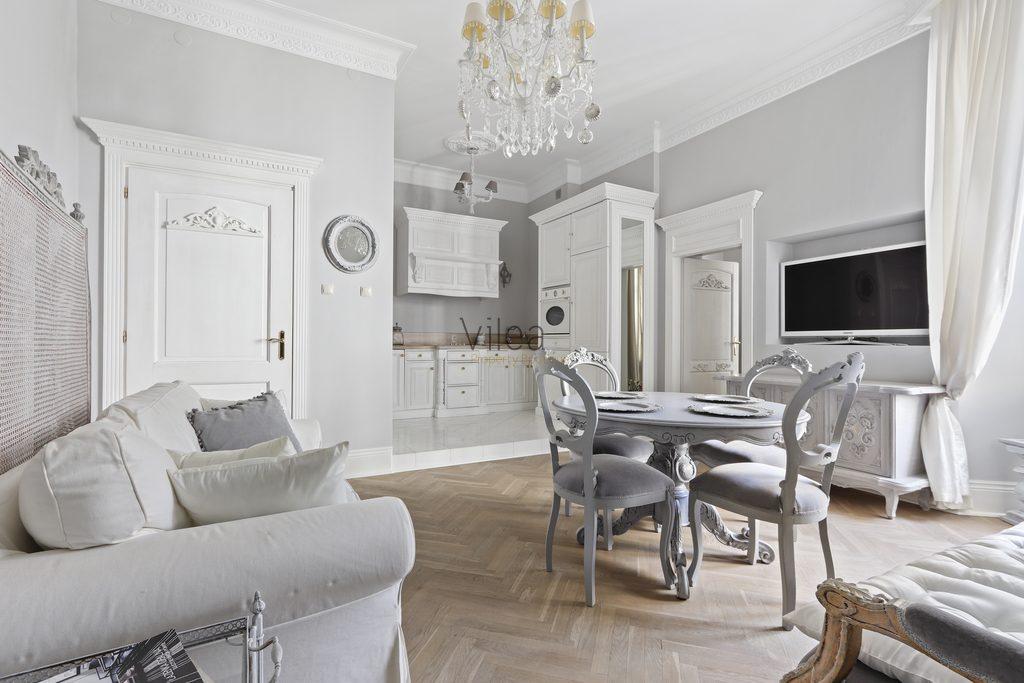 Apartment for sale ul. Aleje Ujazdowskie, Śródmieście