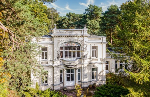 Konstancin-Jeziorna - Dom na sprzedaż