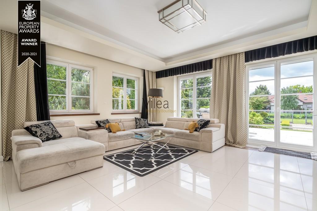Dąbrowa Leśna - Dom na sprzedaż #4